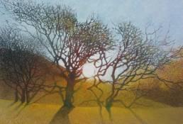 Valerie Land - Setting Sun