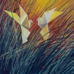 Valerie Land - Paper Birds
