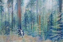 Valerie Land - Tree Hugger